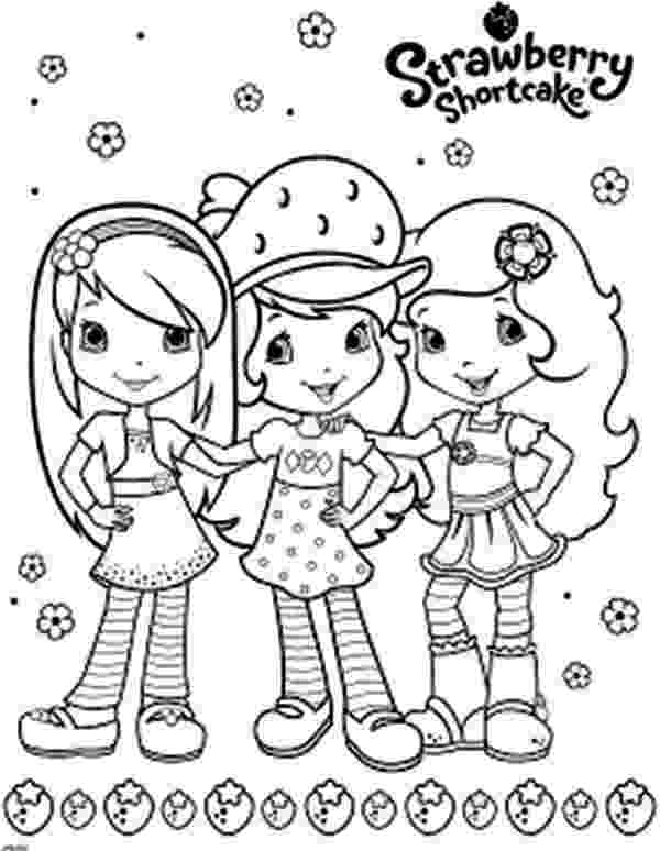 strawberry shortcake and friends coloring pages raspberry torte coloring page free printable coloring pages shortcake and pages coloring strawberry friends