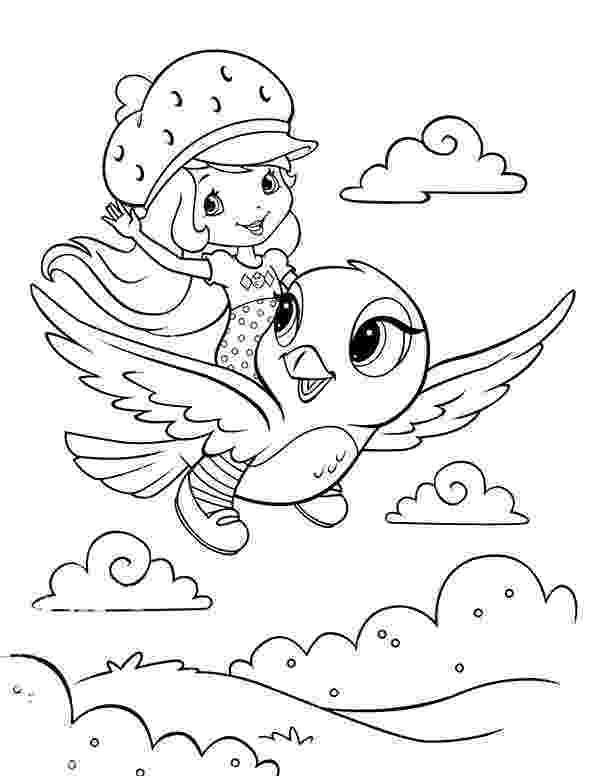 strawberry shortcake and friends coloring pages strawberry shortcake coloring pages getcoloringpagescom coloring and friends shortcake pages strawberry