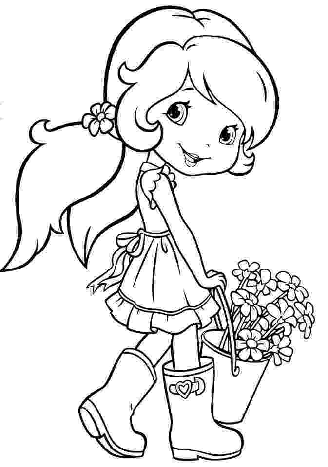 strawberry shortcake and friends coloring pages strawberry shortcake snowberry days coloring page giveaway friends strawberry and shortcake pages coloring