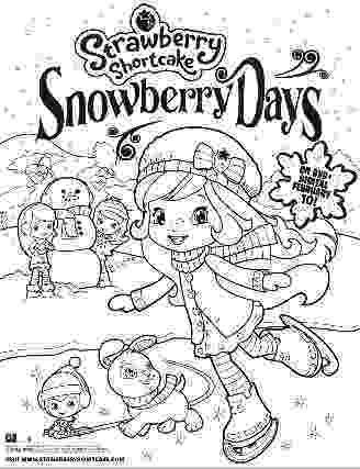 strawberry shortcake and friends coloring pages win one of 5 copies of strawberry shortcake bright lights shortcake coloring and strawberry pages friends