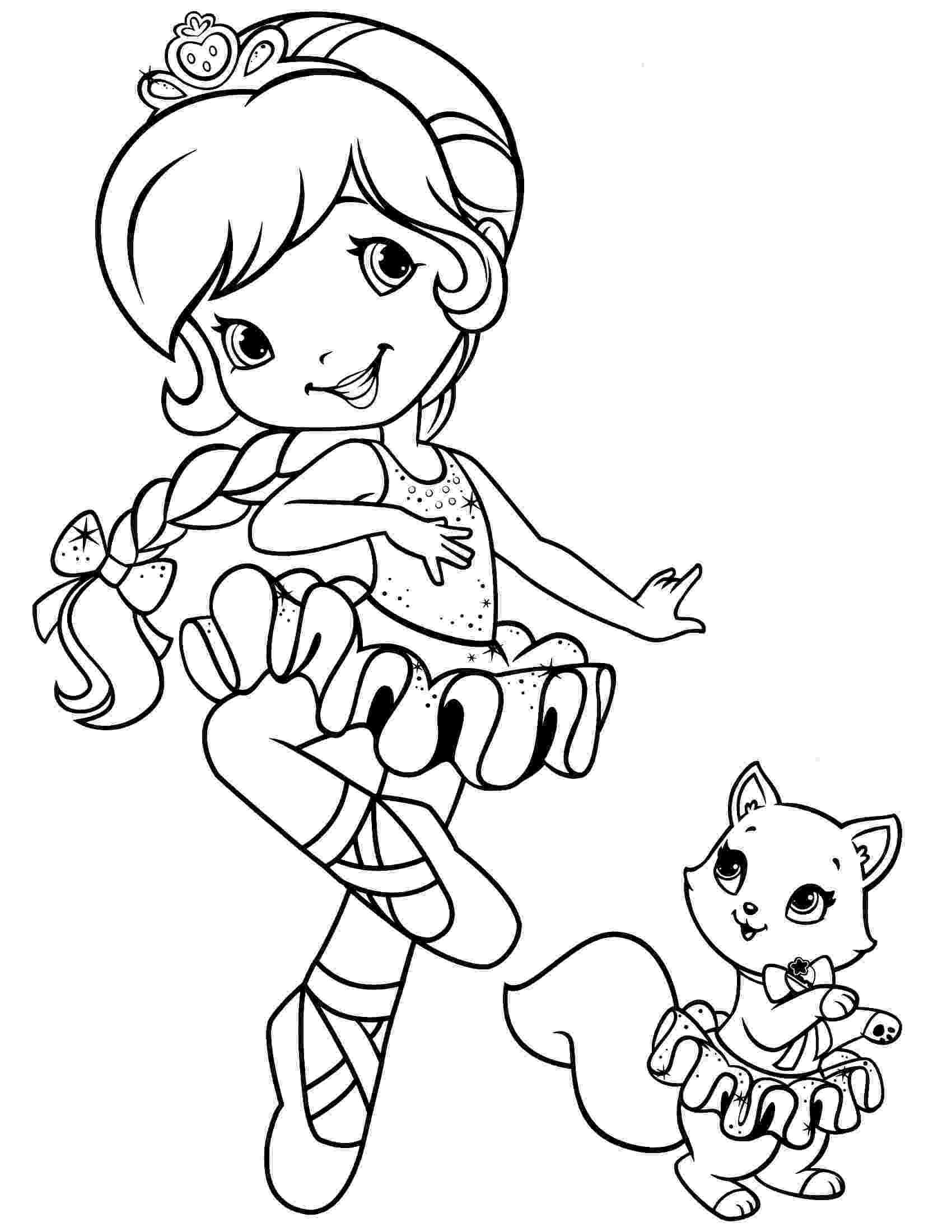strawberry shortcake coloring page coloring pages for girls strawberry shortcake coloring pages shortcake coloring page strawberry