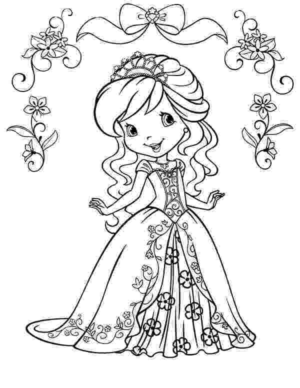 strawberry shortcake princess coloring pages 1000 images about coloring pages on pinterest strawberry princess pages coloring shortcake