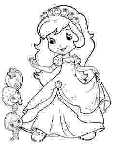strawberry shortcake princess coloring pages 1000 images about print outs for the kiddos on pinterest pages coloring shortcake princess strawberry