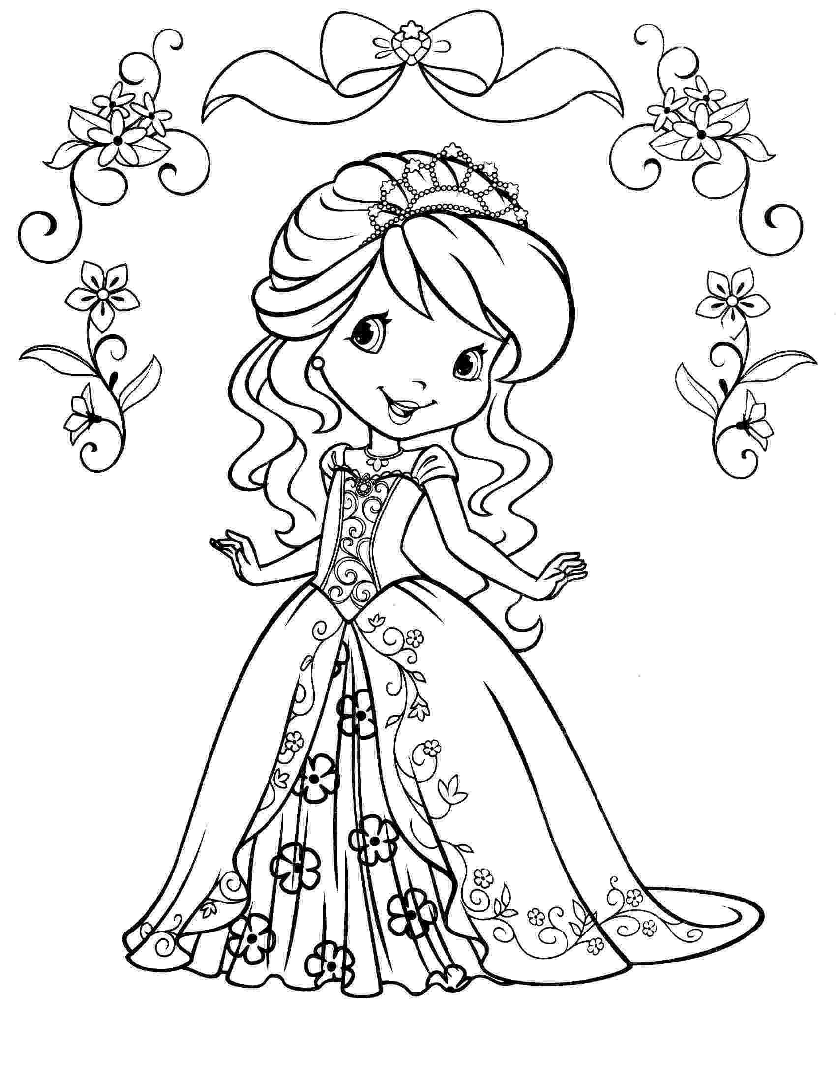 strawberry shortcake princess coloring pages 131 best images about color strawberry shortcake on pages coloring princess strawberry shortcake