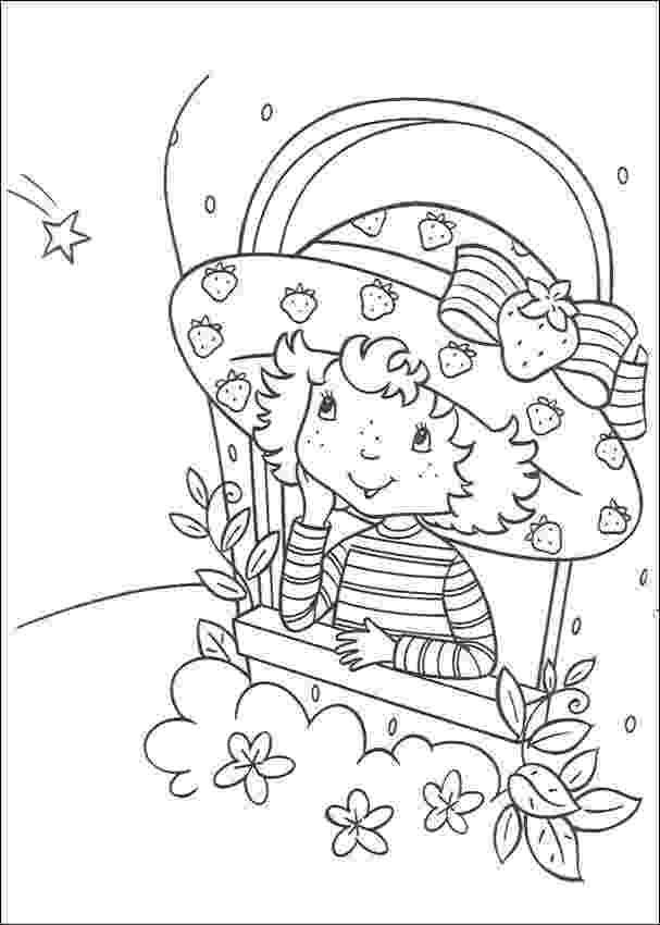 strawberry shortcake printable games free printable strawberry shortcake coloring pages for kids strawberry games shortcake printable