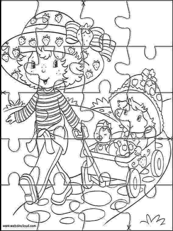 strawberry shortcake printable games strawberry shortcake coloring page 38jpg 17002200 printable strawberry shortcake games