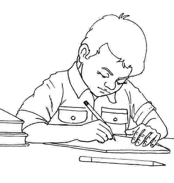 student coloring page images happy graduated student coloring page coloring page student