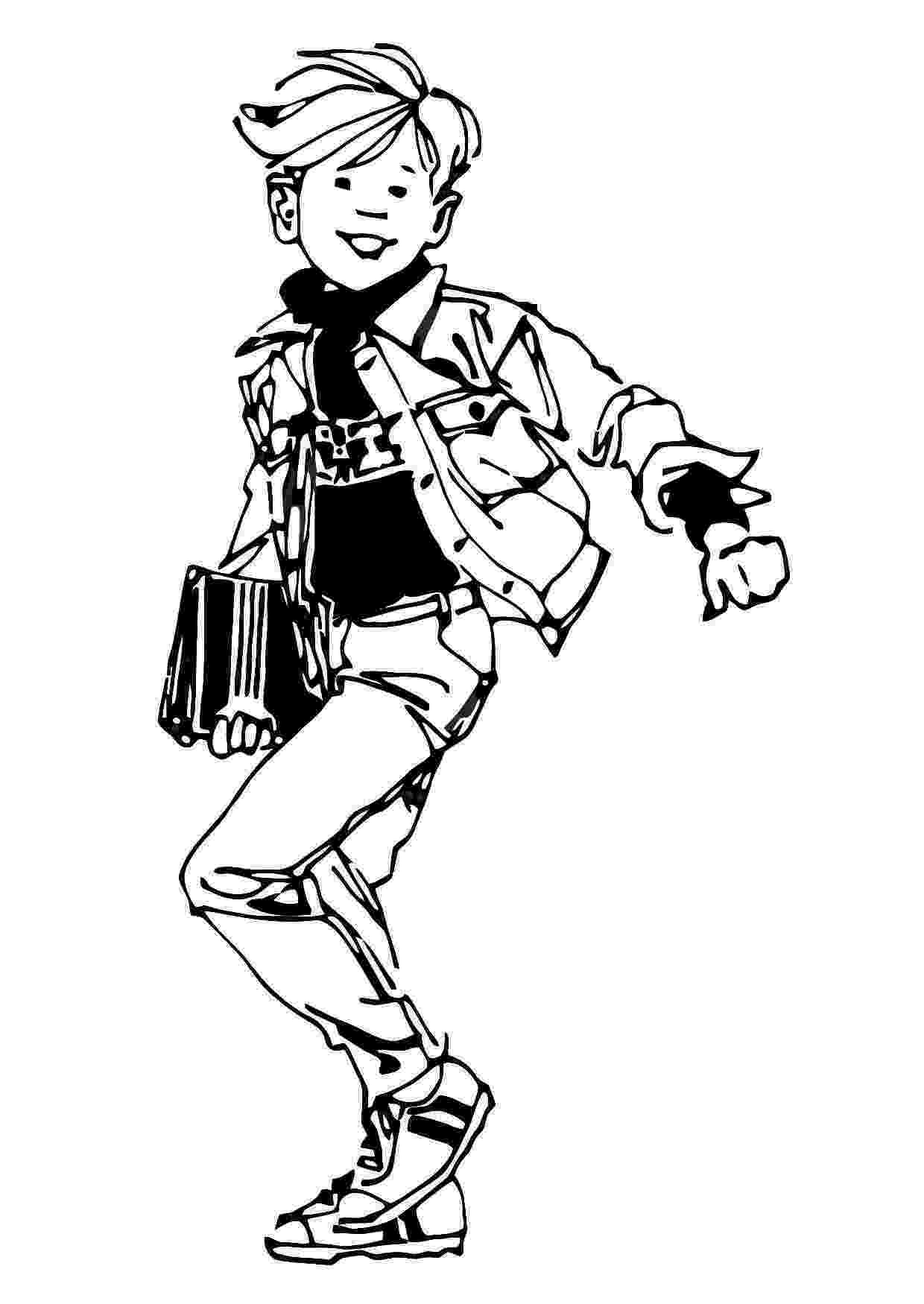 student coloring page students reading free coloring pages coloring pages page coloring student