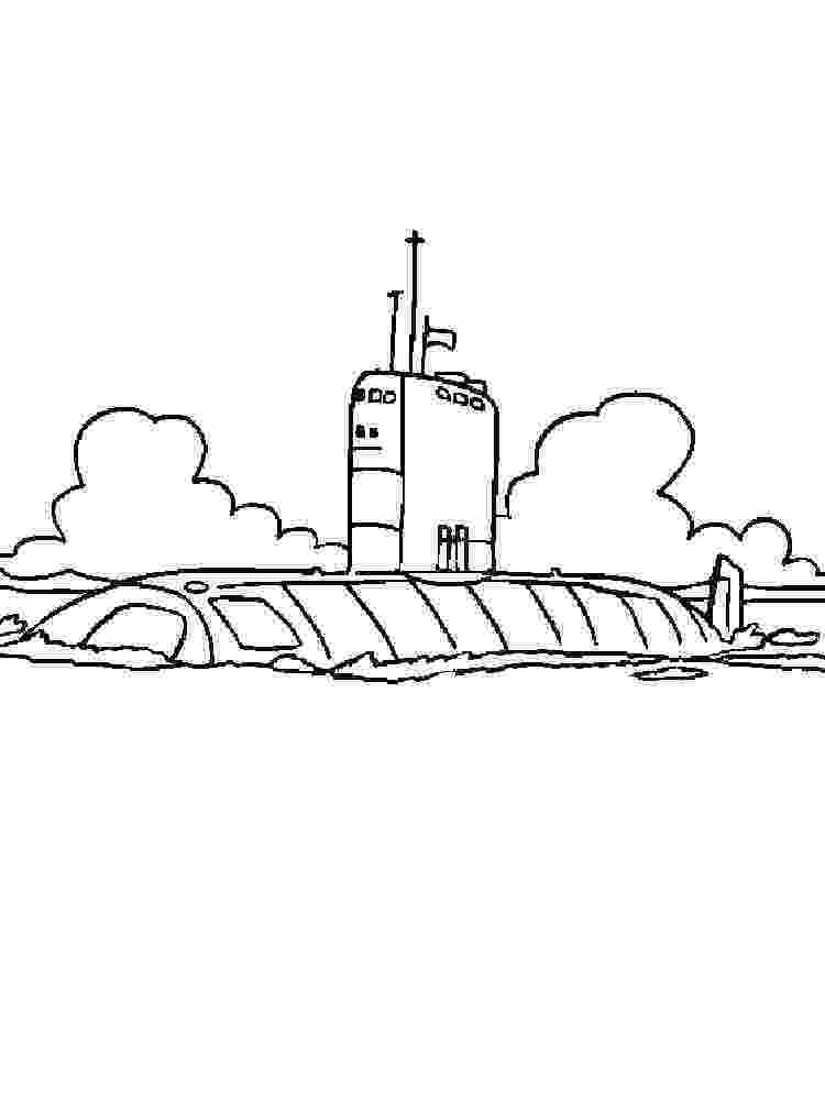 submarine coloring pages submarine coloring pages free printable submarine submarine pages coloring