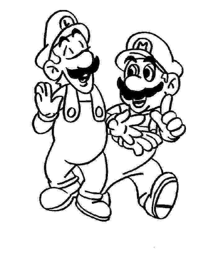 super mario print super mario coloring pages best coloring pages for kids mario print super