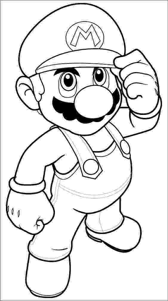 super mario print super mario coloring pages best coloring pages for kids print super mario