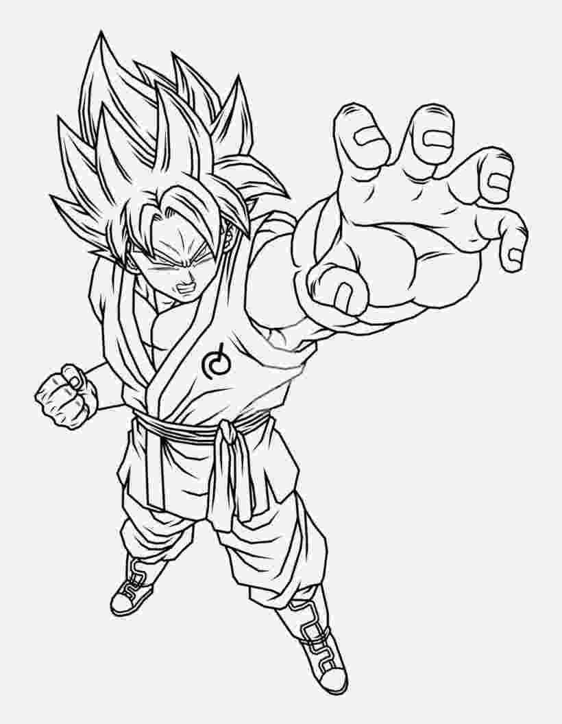 super saiyans coloring pages printable goku coloring pages for kids cool2bkids coloring saiyans pages super