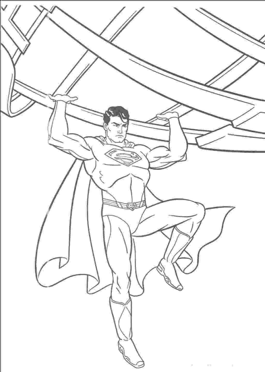 superman coloring pages printable superman coloring pages getcoloringpagescom printable superman coloring pages