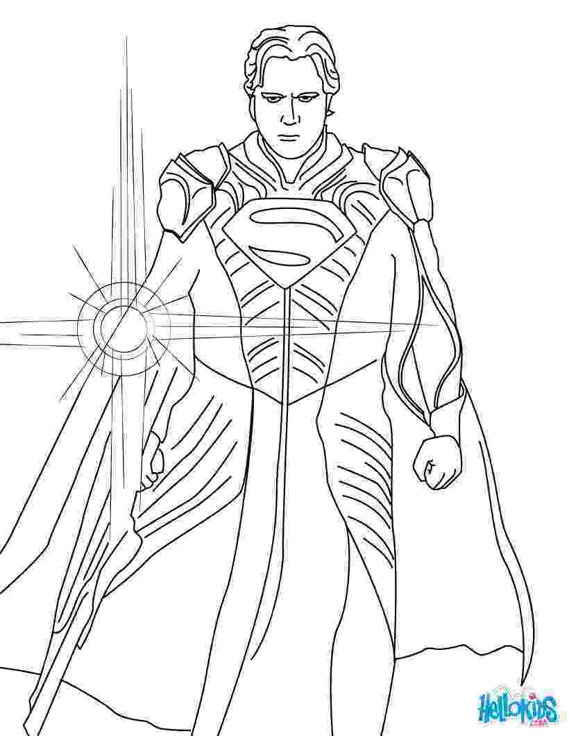 superman coloring sheet color pages of superman superman superman picture superman coloring sheet