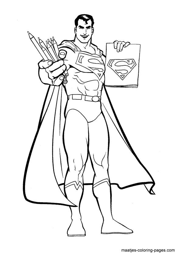 superman coloring sheet free printable superman coloring pages for kids cool2bkids sheet superman coloring