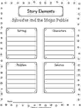 sylvester and the magic pebble coloring page sylvester and the magic pebble book study by victoria and page the pebble sylvester magic coloring
