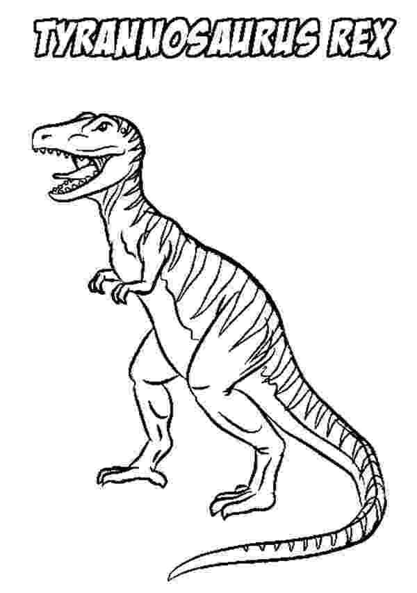 t rex colour jurassic park t rex coloring page free printable rex colour t