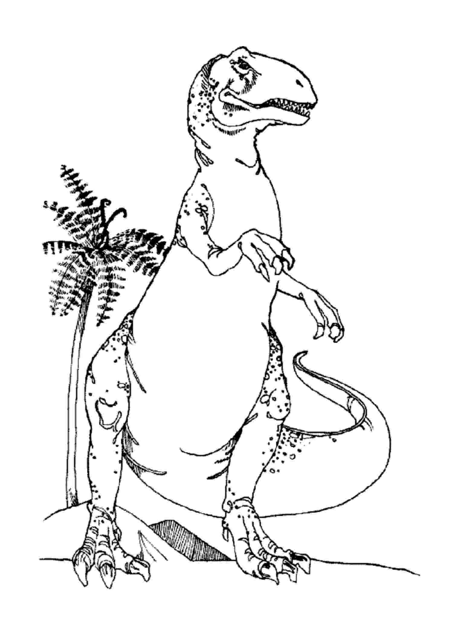 t rex colour printable trex coloring page coloringpagebookcom t colour rex