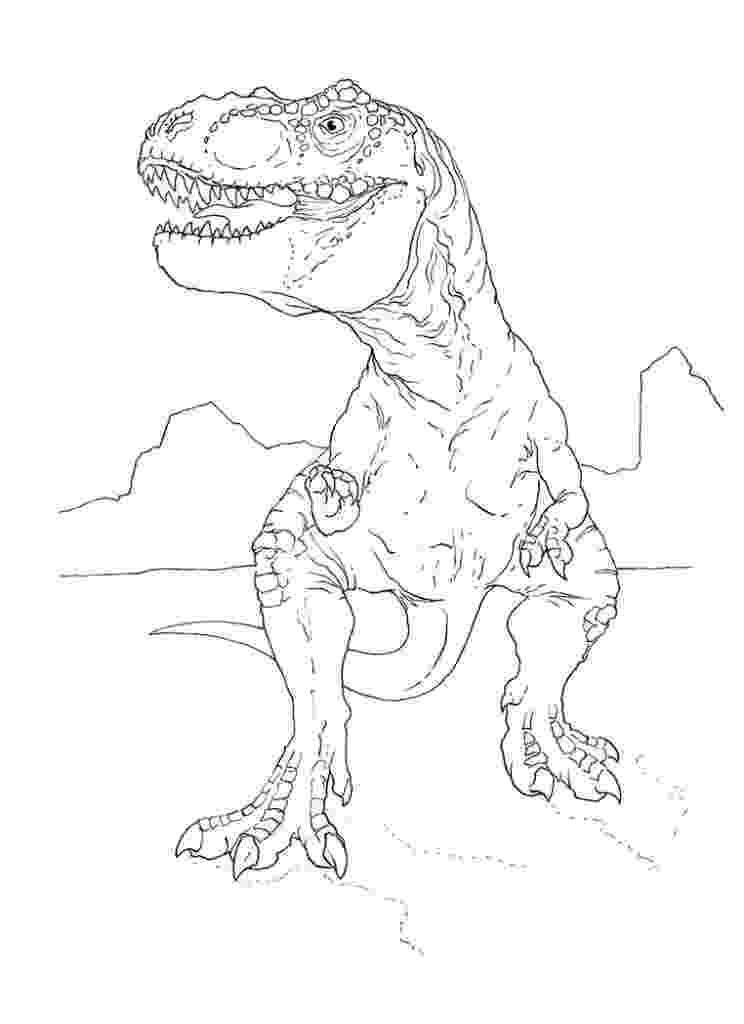 t rex colour trex coloring pages best coloring pages for kids colour t rex