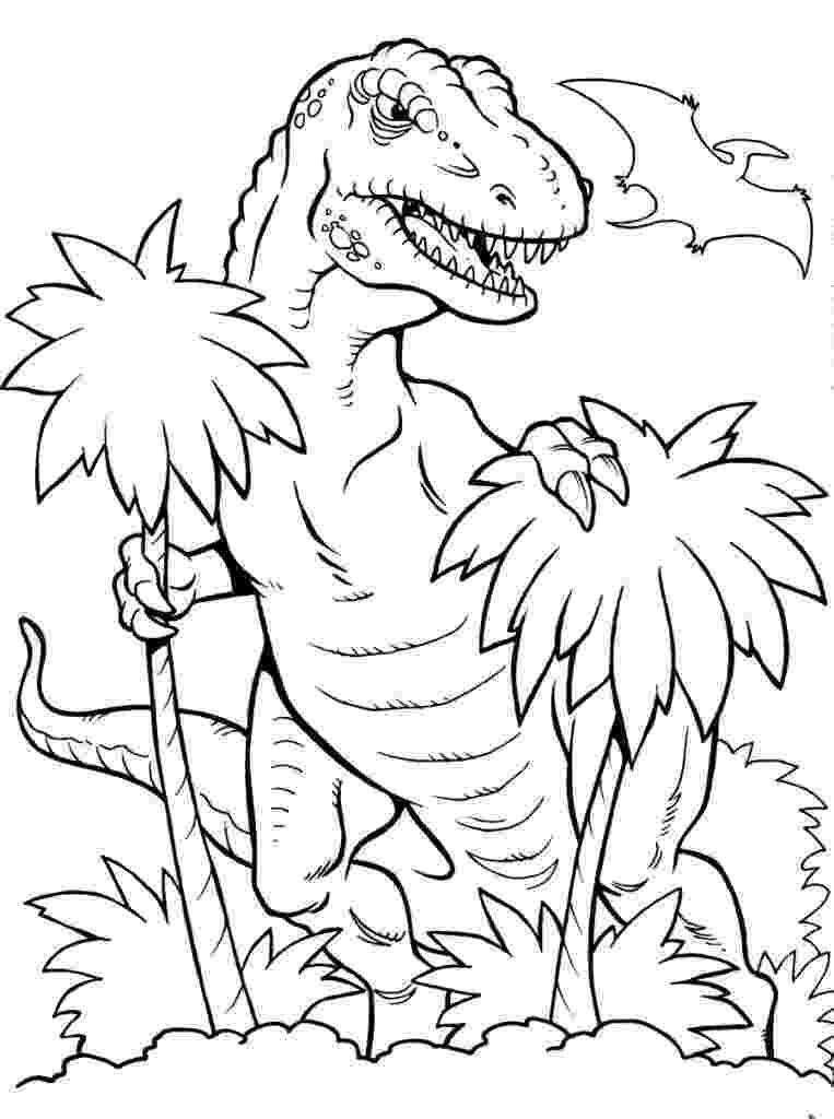 t rex colour trex coloring pages best coloring pages for kids colour t rex 1 3