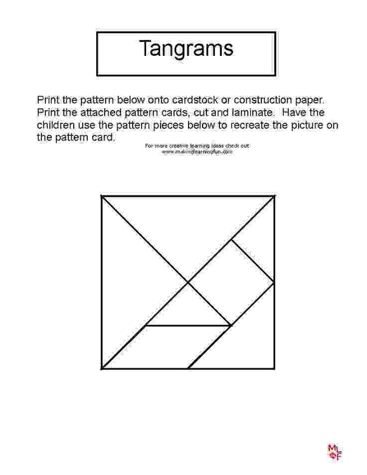 tangram dragon templates dragon tangram