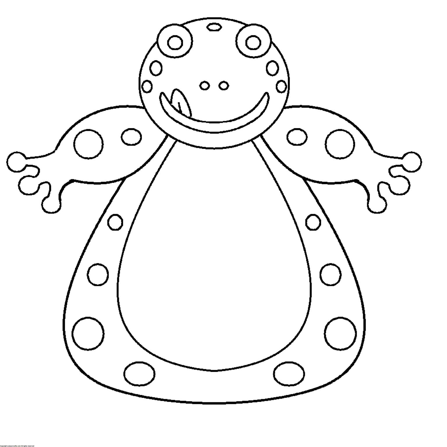 tangram frog shape outlines printable joy studio design gallery tangram frog