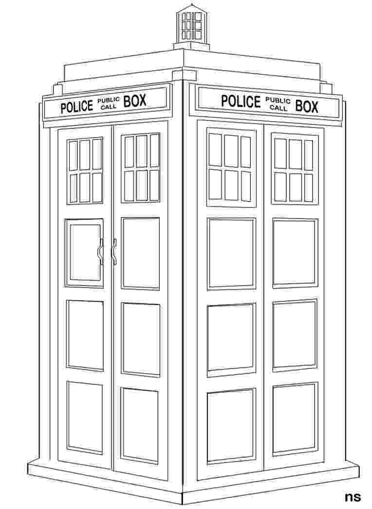 tardis colouring pages 1000 images about doctor who on pinterest dr who pages tardis colouring