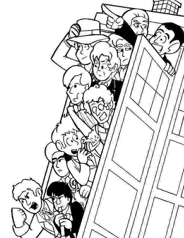 tardis colouring pages 19 best images about doctor who coloring pages on pages colouring tardis
