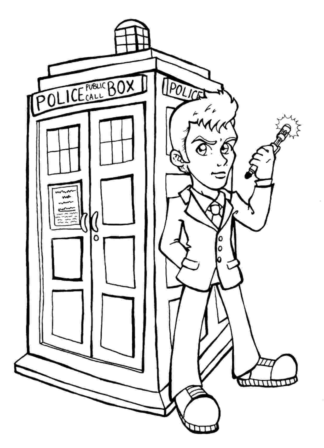 tardis colouring pages google image result for httpwwwdeviantartcomdownload pages colouring tardis