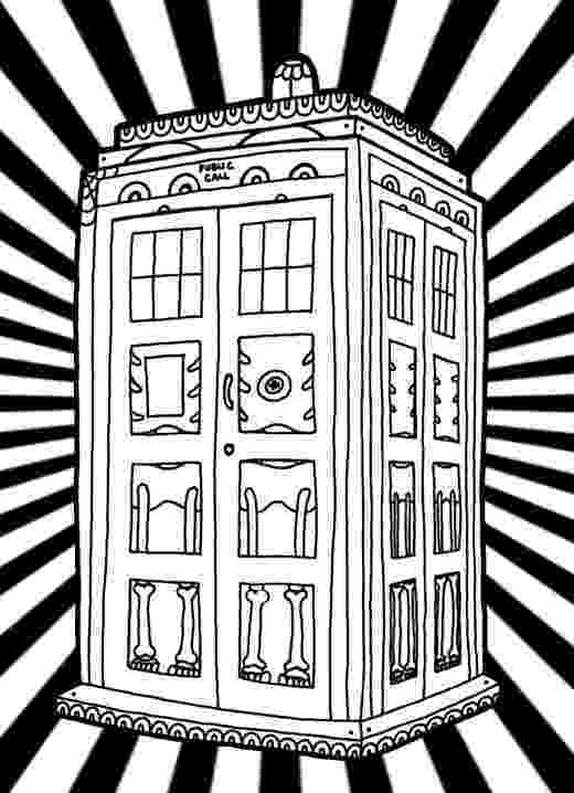 tardis colouring pages yucca flats nm wenchkin39s coloring pages dia de los tardis colouring pages