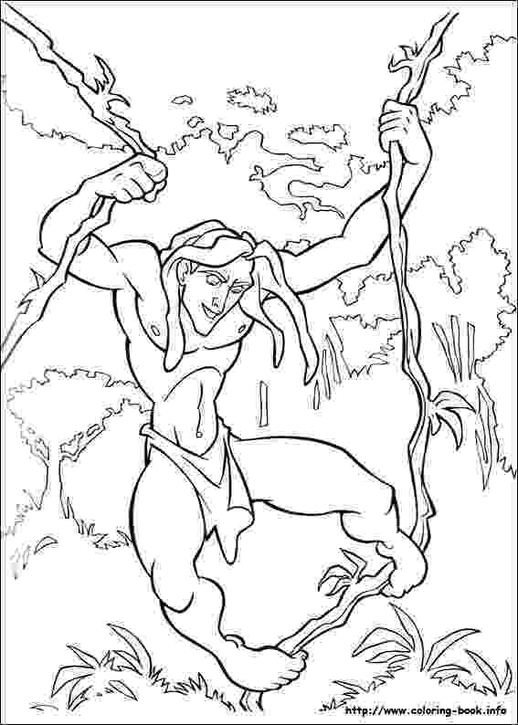 tarzan coloring book 17 best images about coloring pages tarzan on pinterest coloring tarzan book