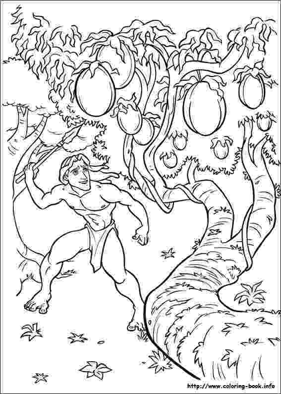 tarzan coloring book free disney tarzan printables coloring pages and book tarzan coloring 1 3