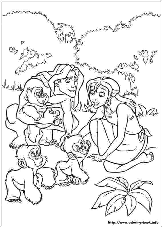 tarzan coloring book free disney tarzan printables coloring pages and tarzan book coloring