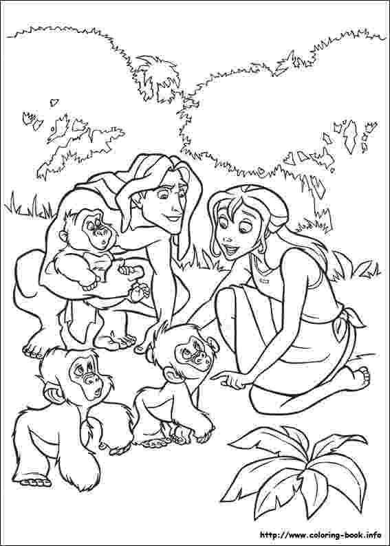 tarzan coloring book free disney tarzan printables coloring pages and tarzan book coloring