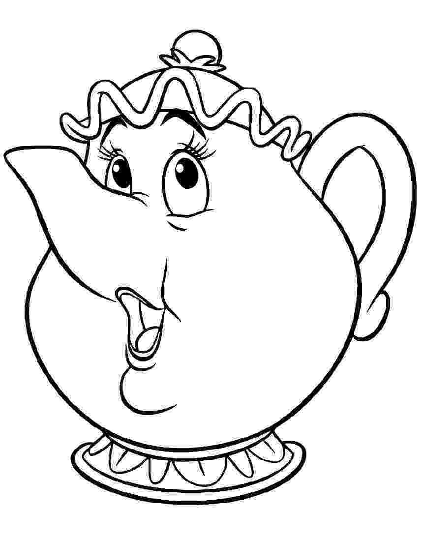 teapot colouring 17 best images about templates on pinterest piece of colouring teapot