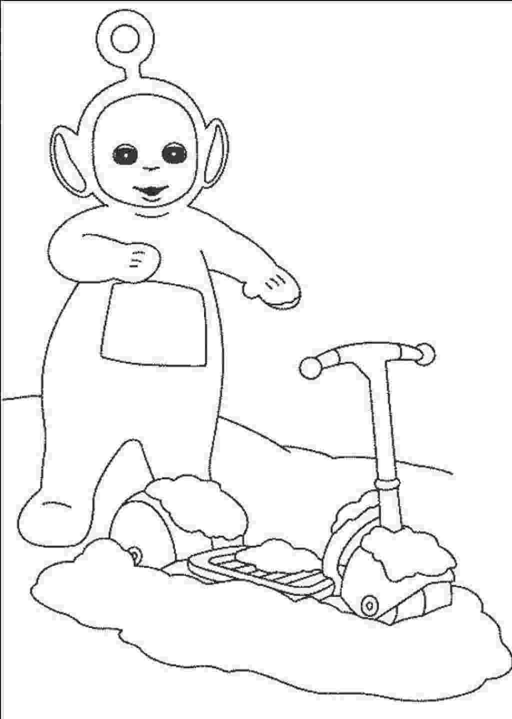 teletubbies colouring pages free printable teletubbies coloring pages for kids teletubbies colouring pages