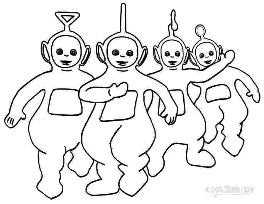 teletubbies colouring pages printable teletubbies coloring pages for kids cool2bkids pages teletubbies colouring