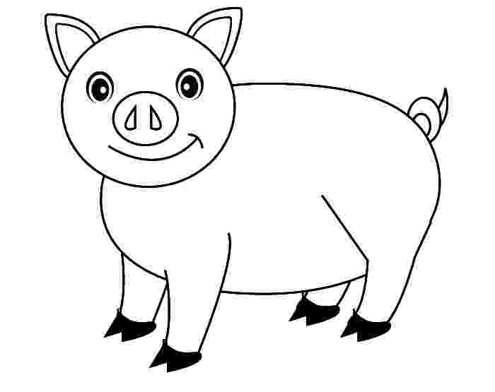 template of a pig early literacy mama fitch and chip wolf and pig paper pig of a template