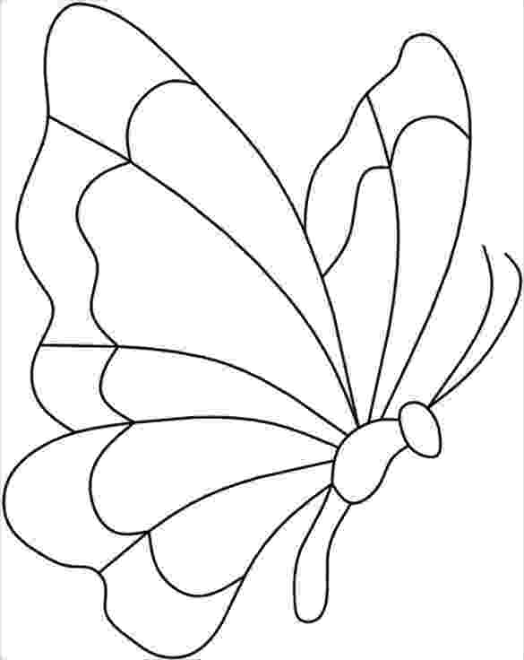template of butterfly for colouring 28 butterfly templates printable crafts colouring colouring template butterfly for of