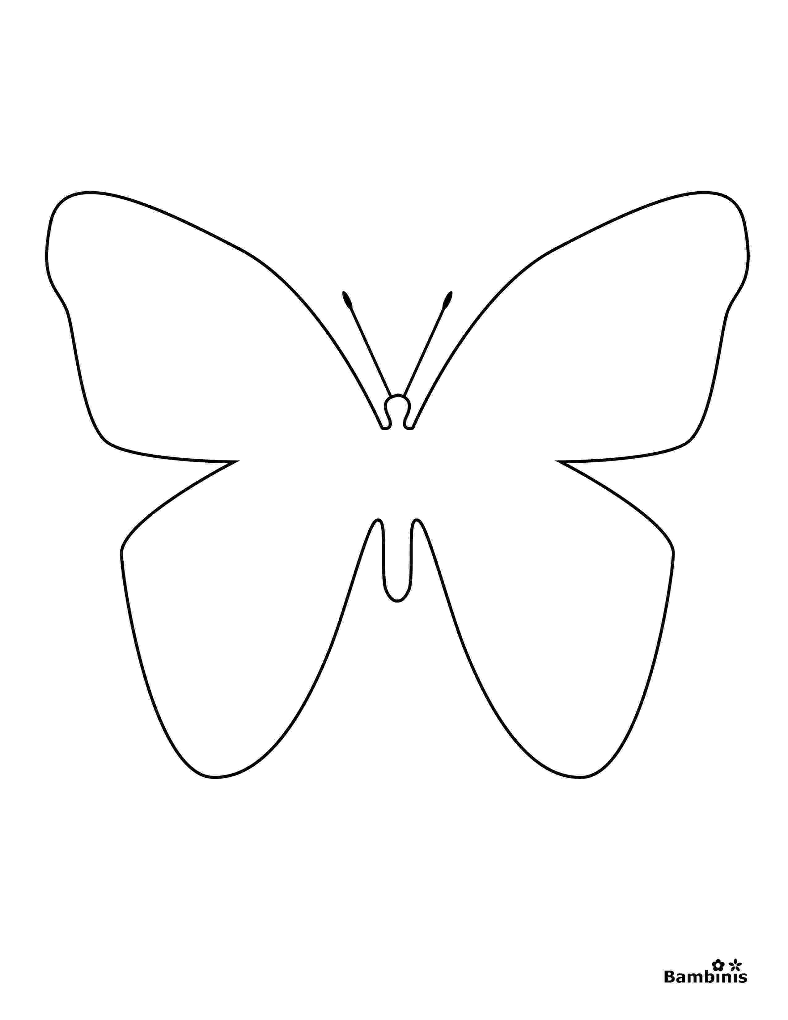 template of butterfly for colouring 28 butterfly templates printable crafts colouring for template colouring of butterfly
