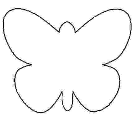 template of butterfly for colouring butterfly outline clipartioncom of butterfly template for colouring