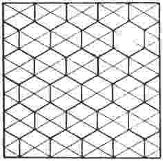 tessellation templates for kids hexagon coloring pages getcoloringpagescom tessellation kids templates for