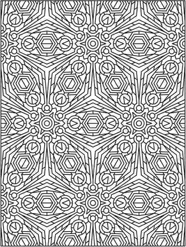 tessellation worksheets to colour geometric coloring pages hubpages worksheets to colour tessellation