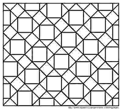 tessellations coloring pages geometric coloring pages coloring tessellations pages