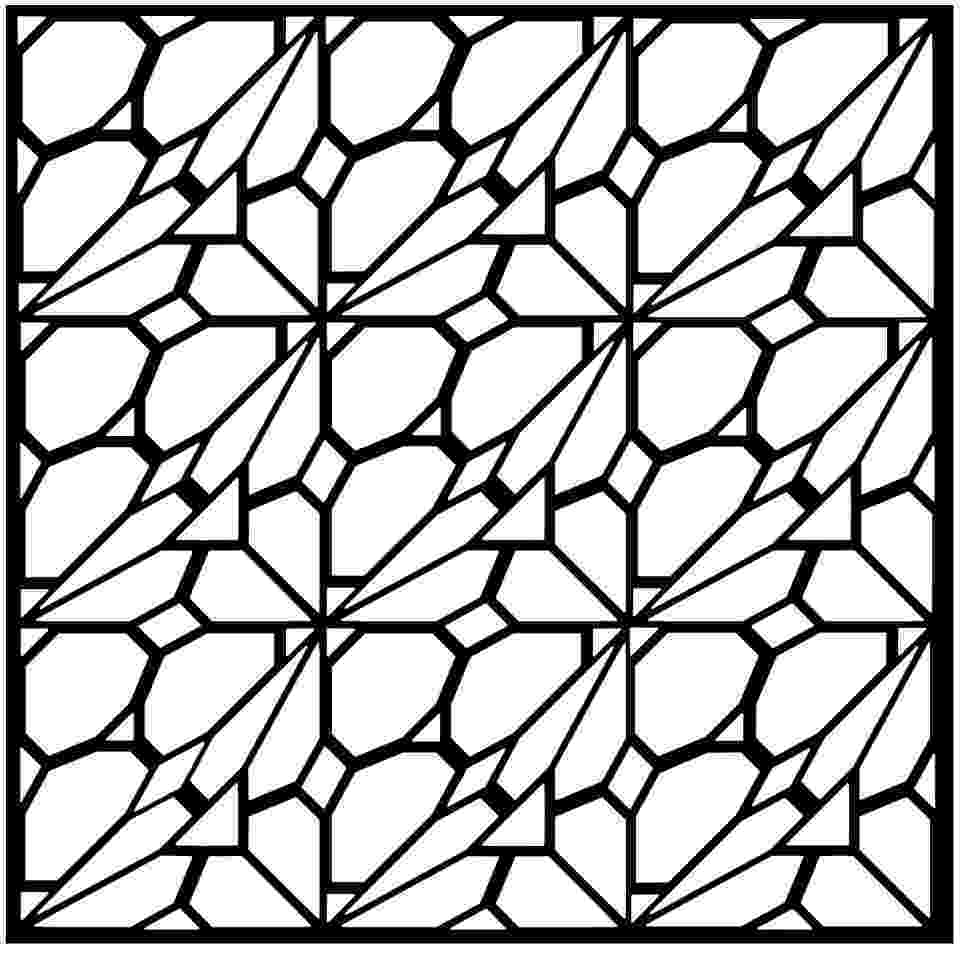 tessellations coloring pages geometric tessellations coloring pages coloring home tessellations pages coloring