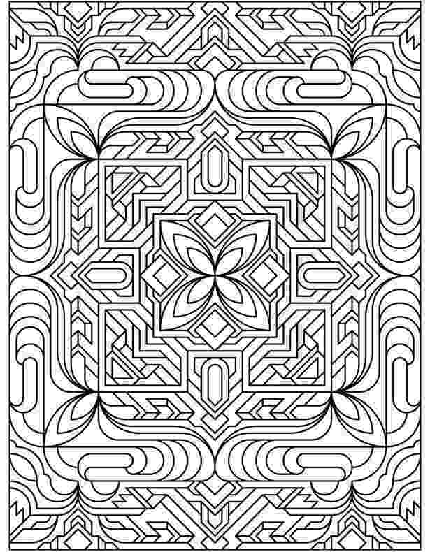tessellations coloring pages tessellation clipart etc coloring pages tessellations