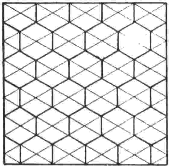 tessellations to color tessellation clipart etc tessellations color to