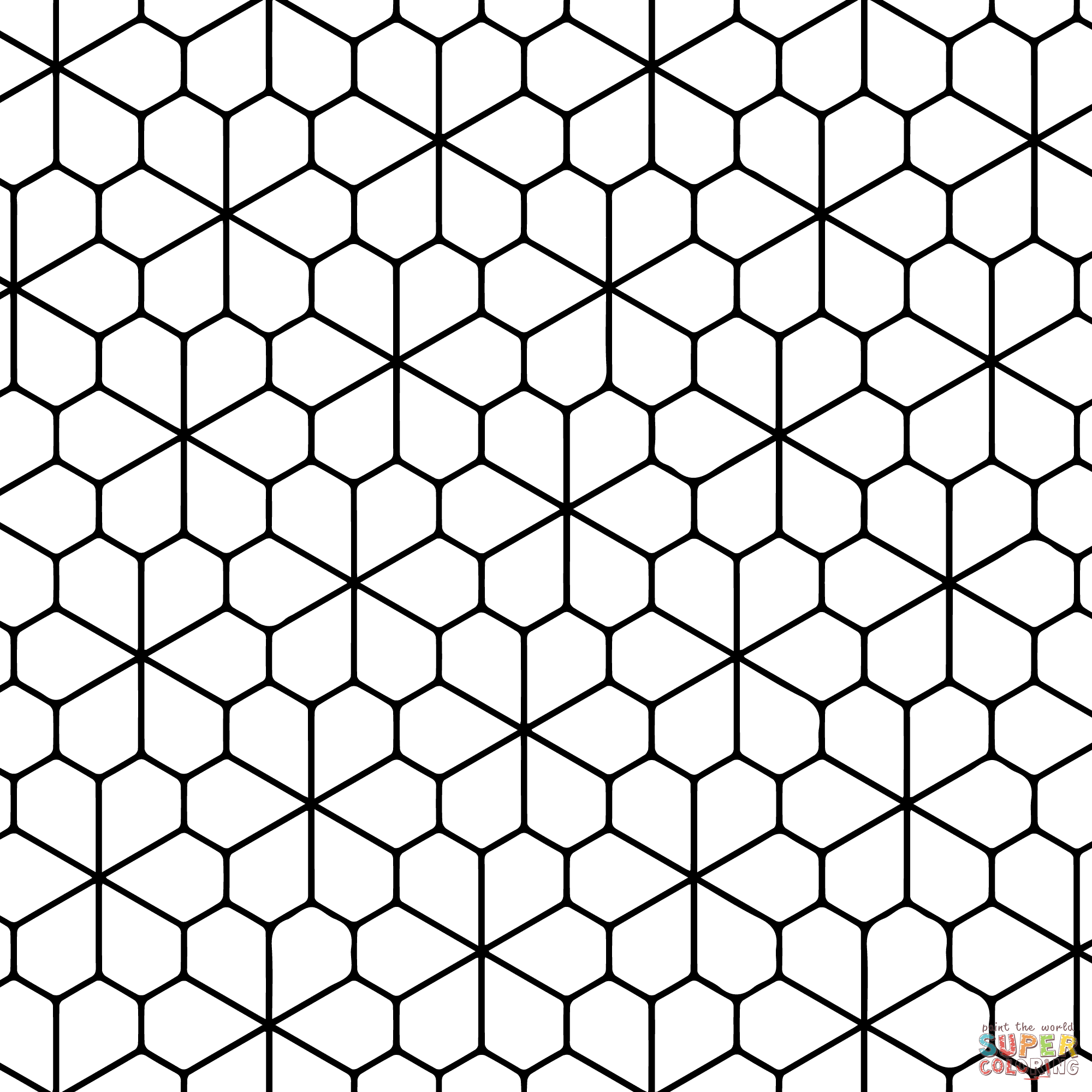 tessellations to color tessellations coloring pages free coloring pages tessellations to color