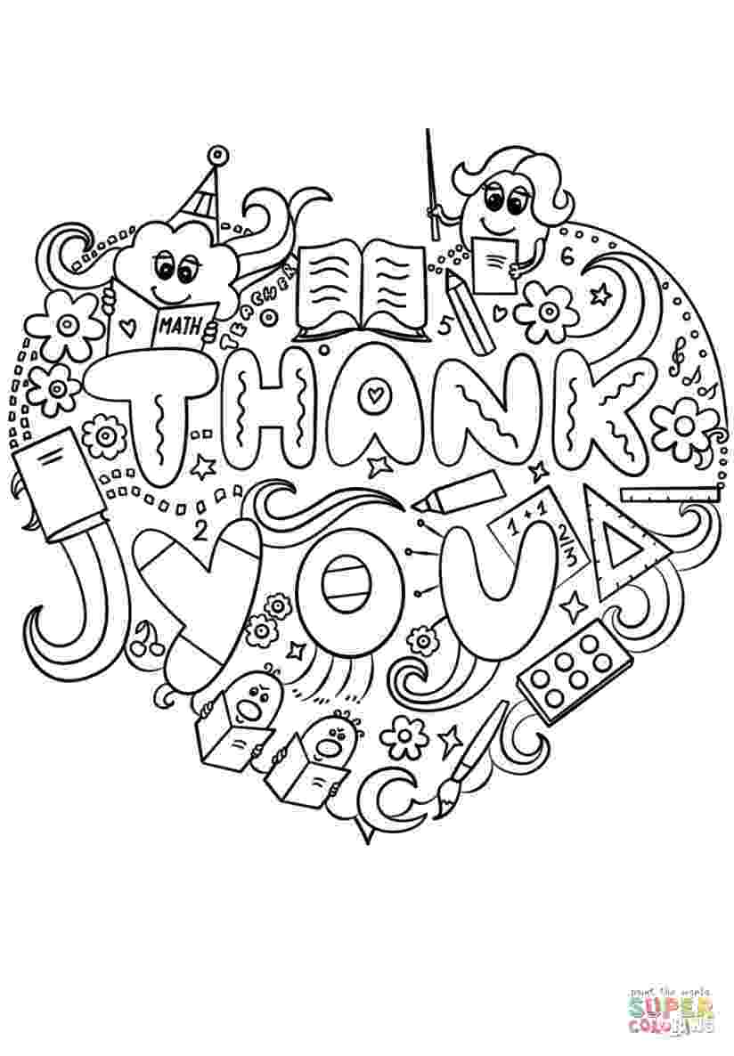 thank you coloring pages thank you coloring page teaching appreciation 594821 coloring thank pages you