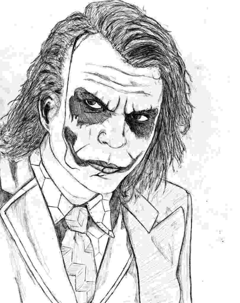 the joker coloring pages the joker heath ledger movies adult coloring pages pages the joker coloring